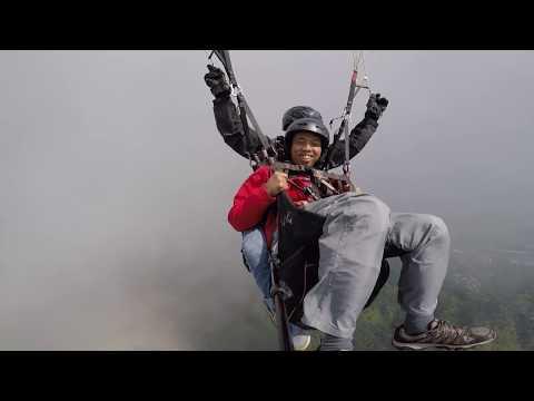 Paket Tour Wisata Adventure Paragliding di Nepal