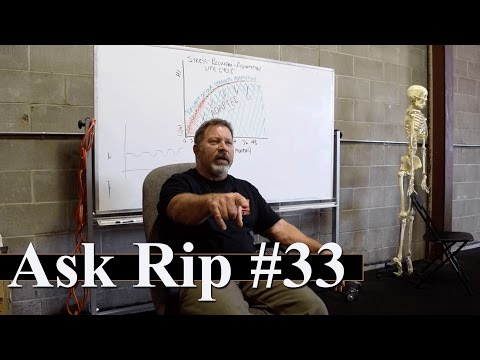 Adaptation, not Supercompensation | Ask Rip #33