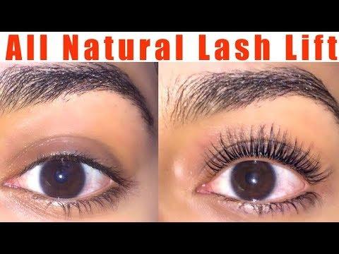 f8d315e1dff Keratin Lash Lift!! Does it WORK?! - YouTube