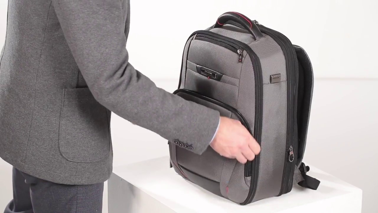 08a6b7138a99 Samsonite Business - PRO-DLX 5 Laptop Backpack 15.6