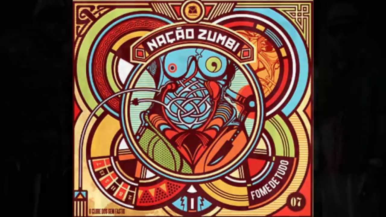 Foto Logo Nação Zumbi
