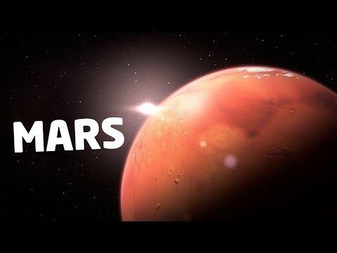 MARS KOMPLOSU | Mars'ta Neler Oluyor | Türkçe