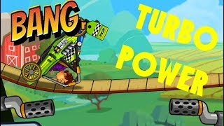 Hill Climb Racing 2 TURBO POWER
