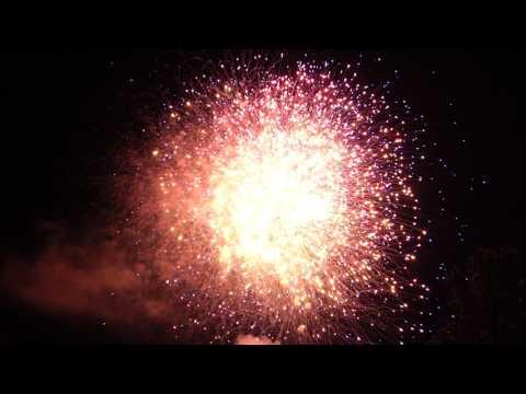 4th of July Fireworks Grand Finale - Tewksbury, Massachusetts