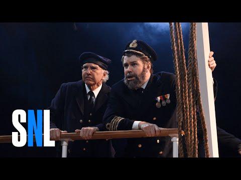 Steam Ship - SNL
