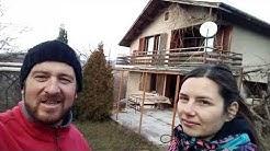 Ремонт на къщата ни до София!Ще живеем на село.Началото.
