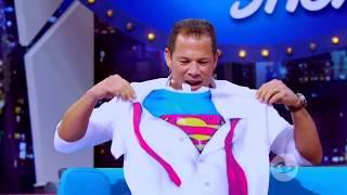 oscar córdoba en the susos show caracol televisión