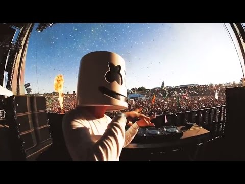 Jauz & Marshmello - Magic (FAN MADE VIDEO)