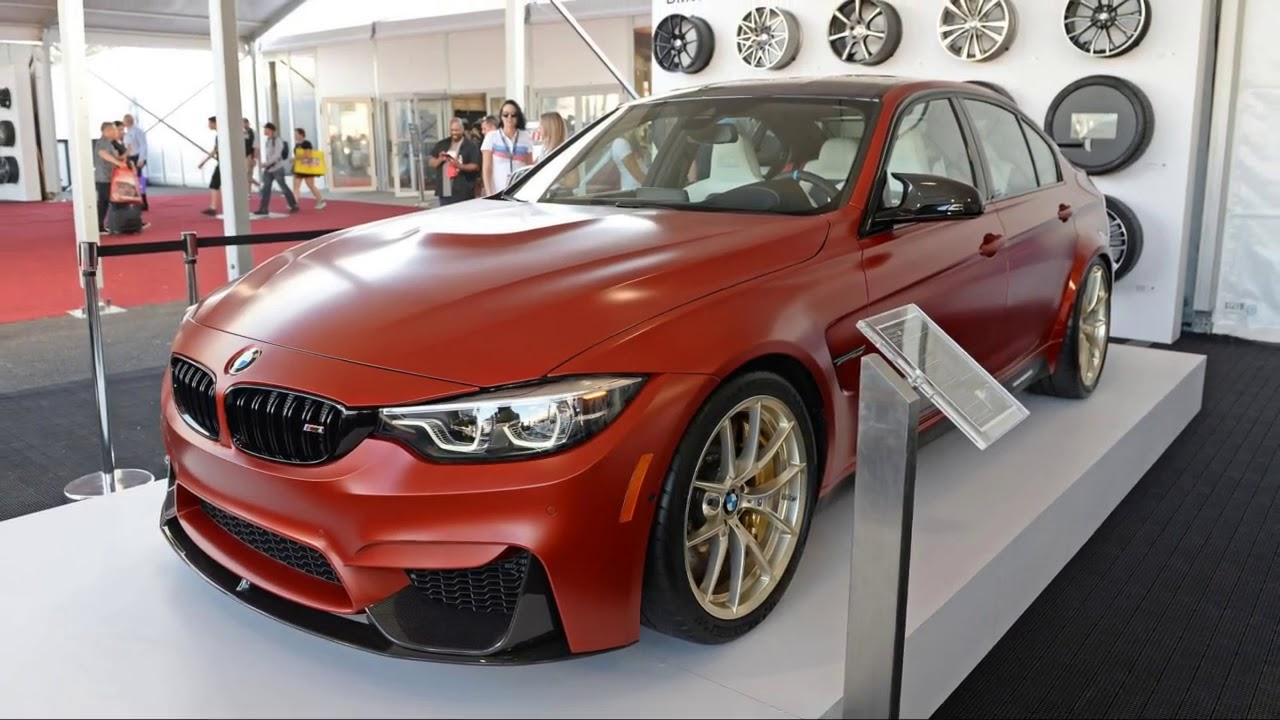 2018 bmw m5 gets invited to sema thanks to new m performance parts2018 bmw m5 gets invited to sema thanks to new m performance parts