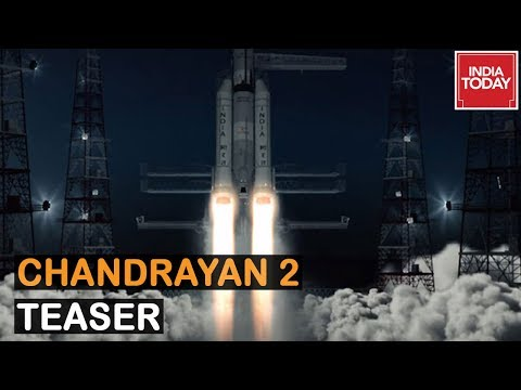 ISRO Releases Chandrayan 2 Video, India's Second Lunar Probe