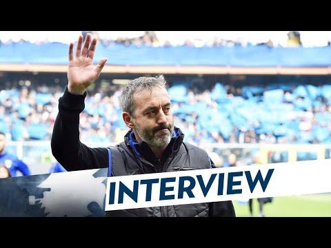 Sampdoria-Genoa, Giampaolo: «Derby vinto, gioia doppia»