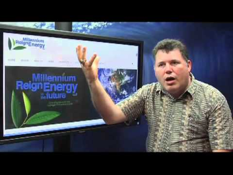 Birth of Millennium Reign Energy LLC