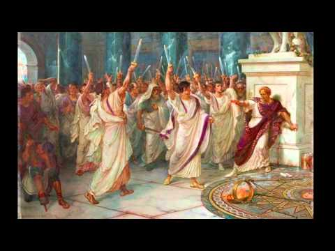 the assassination of julius caesar in the tragedy of julius caesar Julius caesar has an urgent, driving plot that moves quickly in a straight line—never tempting us with a side story or comedic relief—to its tragic ends.