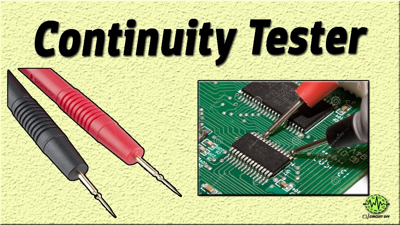 Continuity Tester Circuit 555 Timer Circuits Electronics Lm555 Pearltrees Projects Homemade