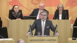 FinTech Standort: Frankfurt - 25.01.2017 - 95. Plenarsitzung