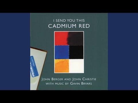 I Send You This Cadmium Red