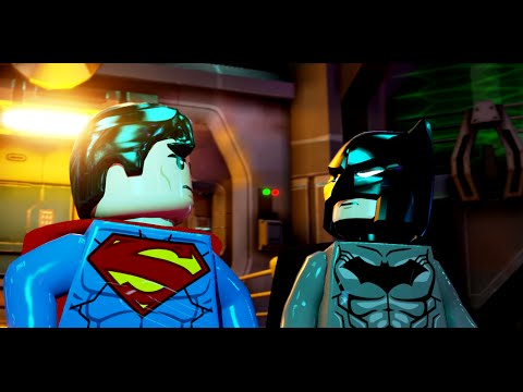 LEGO Batman: 3 Beyond Gotham - Level 4: Space Station Infestation (Flash/Robin/Cyborg/Wonder Woman)