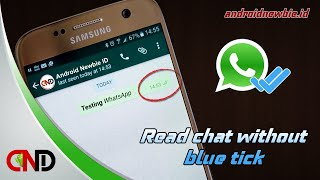 How To Read WhatsApp Messages Without The Knowledge Of The Sender