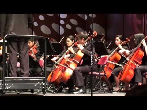Jonathan cello performance first chair