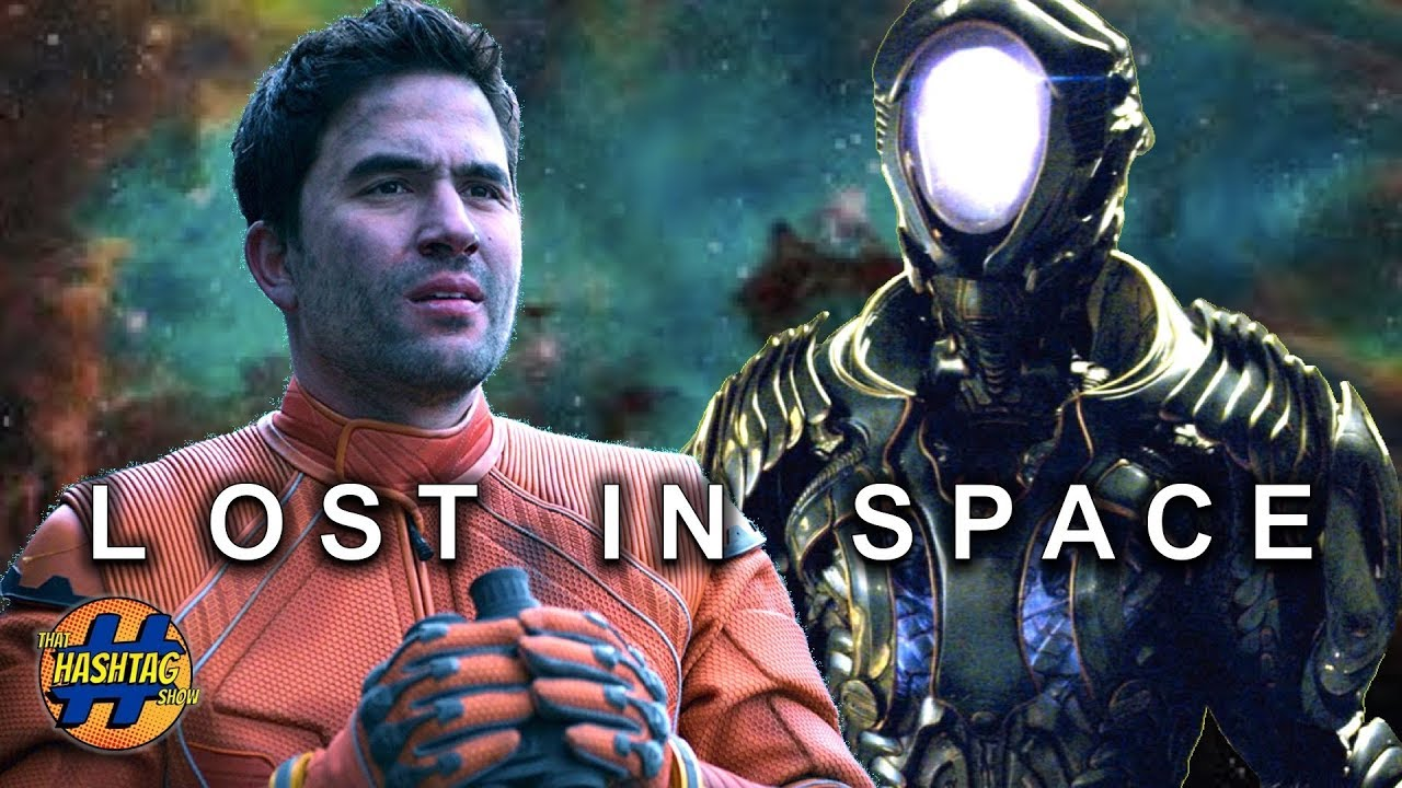 EXCLUSIVE: Netflix's Lost In Space Season 2 Gets New Characters