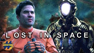 EXCLUSIVE Netflix's Lost In Space Season 2 Gets New Characters