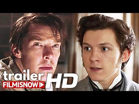 THE CURRENT WAR Official Trailer (2019)   Benedict Cumberbatch, Tom Holland History Movie