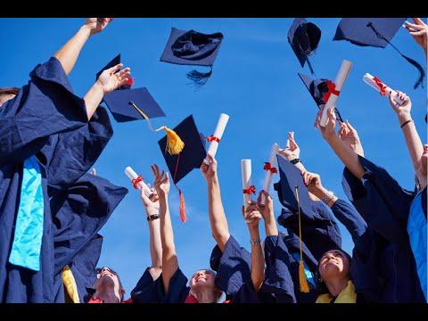 Wimberley High School Class of 2021 Graduation