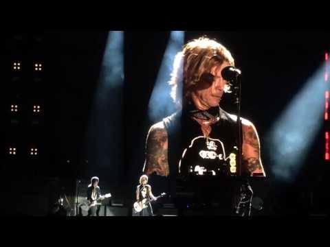 Duff Mckagan guns and roses singing like Johnny thunders