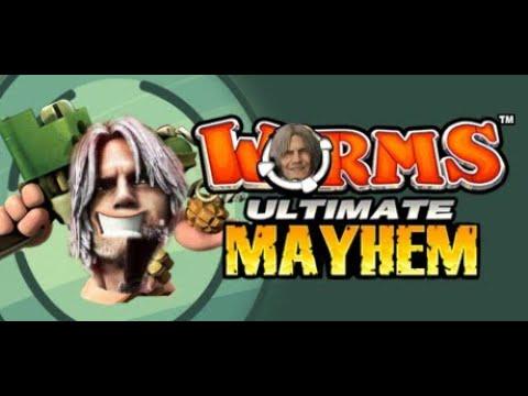 Worms Ultimate Mayhem: The wormoning  