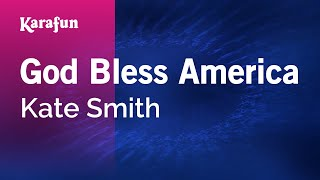 Karaoke God Bless America - Kate Smith *