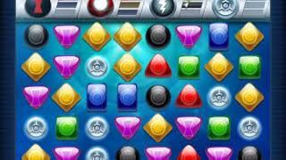 (ipad) Marvel Puzzle Quest: Dark Reign - Juggernaut - Mission 2/15