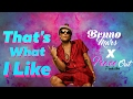 BrunoMars-That's What I Like(Official Lyric Video Cover)