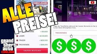🤑ALLE UPDATE PREISE!🤑Autos+Nachtclubs usw.! [GTA 5 Online After Hours Update DLC]