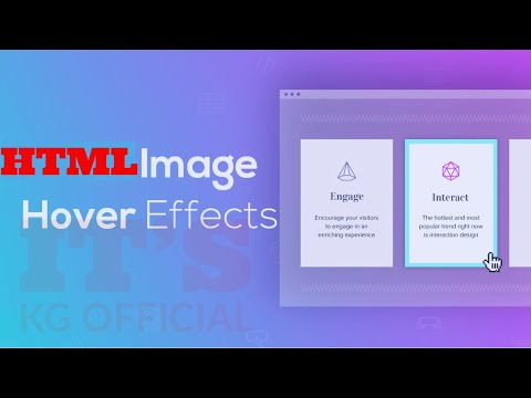 How To Make 3D Flip Effect Or Flip Card In HTML And CSS || Section 21 ||  New Video Of 2020.