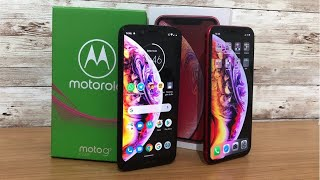 MOTO G7 PLAY. #UNBOXING!