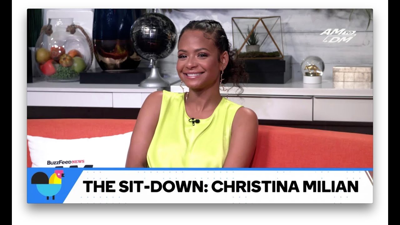 Christina Milian Talks About Having 50 Cent As A Boss