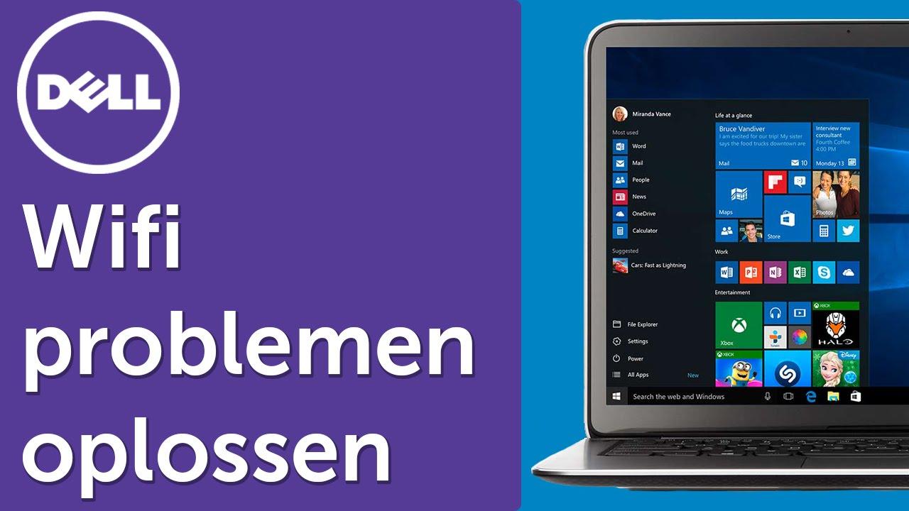 Wifi Problemen Oplossen In Windows 10