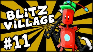 BLITZVILLAGE - Minecraft - Episode 11:  CAPTAIN AMERICA! (S2)