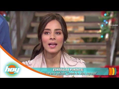 Esmeralda Pimentel se retira de la televisión | Hoy