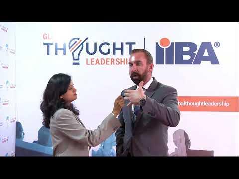 Alain Arseneault on BA Community in India