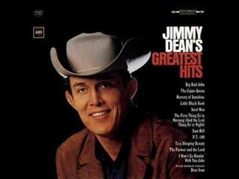 Jimmy Dean - Sam Hill