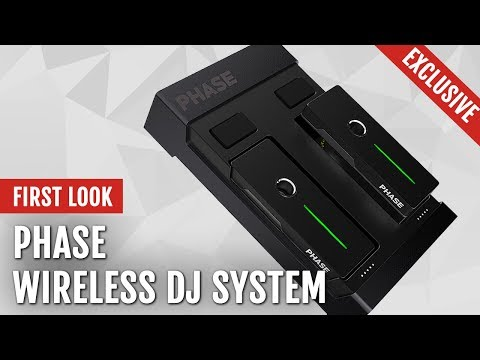 Exclusive First Look: Phase Wireless DJ System | Tips and Tricks