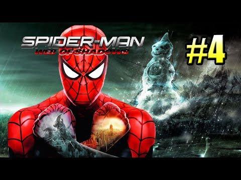 Прохождение Spider-man: Web of Shadows