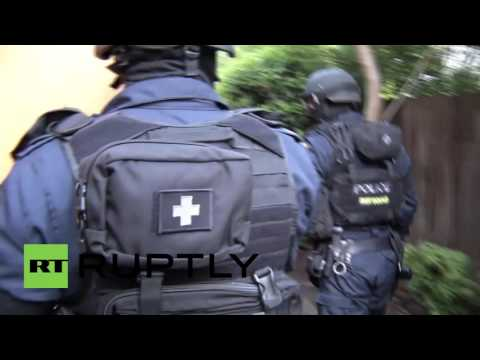 Australia: Two Arrested In Sydney Counter-terrorism Raids