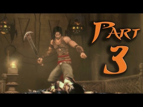 Second Shahdee Boss Fight (Past) & Second Life Upgrade - Prince of Persia: Warrior Within - Part 3