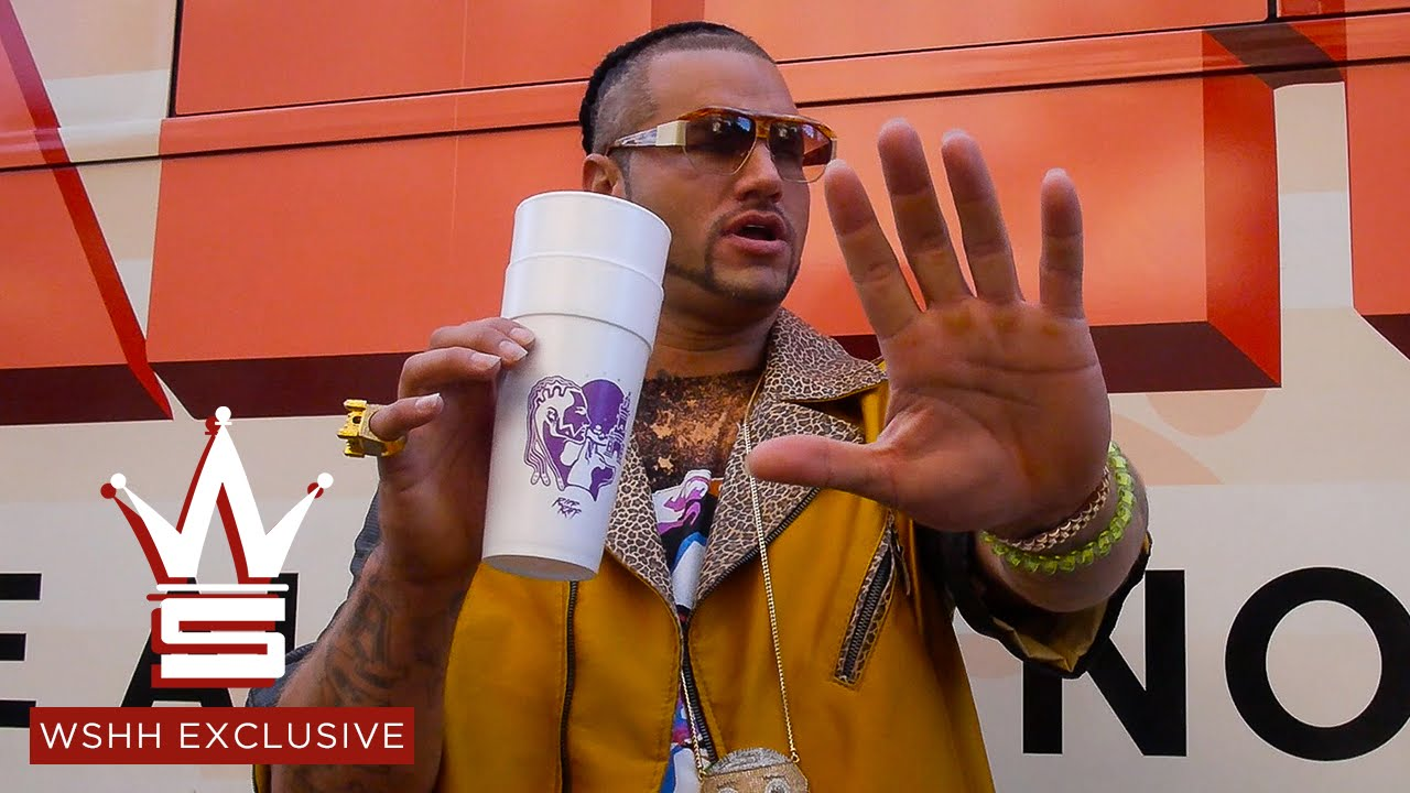 "Phresher ft. Riff Raff ""Wait A Minute"" (Official Music Video)"