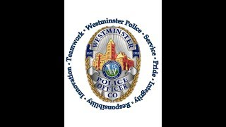 Commander Beren #906  Westminster PD  call for Eric Brandt call from the UK