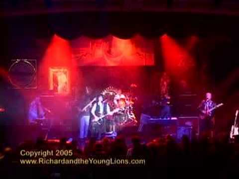 Richard & the Young Lions - You Can Make It - Halloween 05