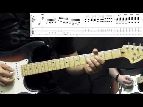Jimi Hendrix - Hear My Train A Comin' - Blues Guitar Lesson (w/Tabs) Fillmore East Version
