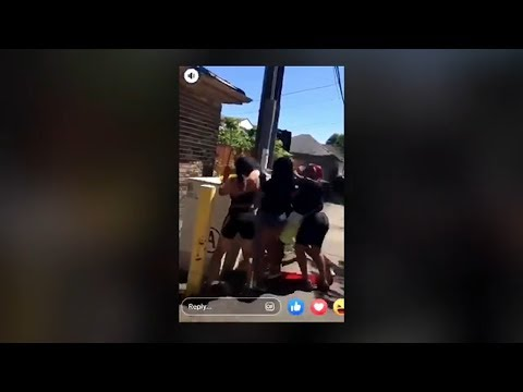Rally held for girl brutally attacked by gang in Brooklyn from YouTube · Duration:  2 minutes 10 seconds